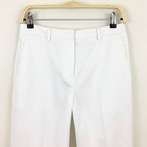 Brooks Brothers Pants - Women's Brooks Brothers Advantage White Pants 6